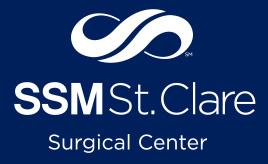 SSM St. Clare Surgical Ceenter